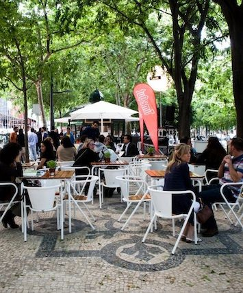 Lisboa 2012, a cidade em ebulição