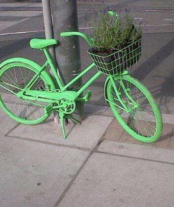 Um dia vou recuperar as bicicletas velhas