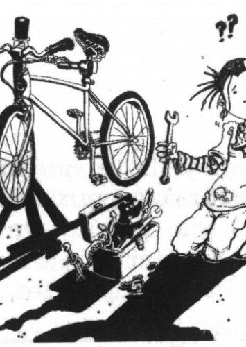 Oficinas de Bicicletas